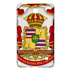 Kingdom Of Hawaii Coat Of Arms, 1850 1893 Samsung Galaxy Tab 4 (8 ) Hardshell Case