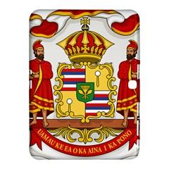 Kingdom Of Hawaii Coat Of Arms, 1850 1893 Samsung Galaxy Tab 4 (10 1 ) Hardshell Case