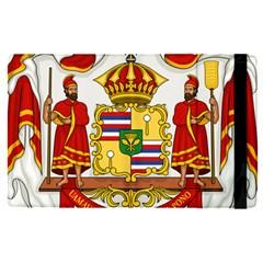 Kingdom Of Hawaii Coat Of Arms, 1850 1893 Apple Ipad Pro 9 7   Flip Case
