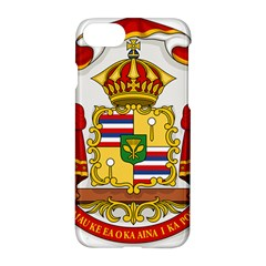 Kingdom Of Hawaii Coat Of Arms, 1850 1893 Apple Iphone 7 Hardshell Case