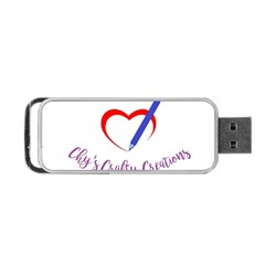 Chy s Crafty Creations 1503679013450 Portable Usb Flash (one Side)