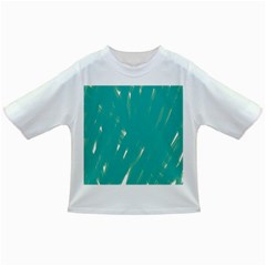 Background Green Abstract Infant/toddler T Shirts