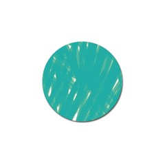 Background Green Abstract Golf Ball Marker