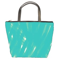 Background Green Abstract Bucket Bags