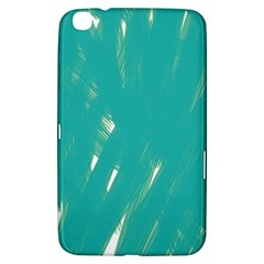 Background Green Abstract Samsung Galaxy Tab 3 (8 ) T3100 Hardshell Case