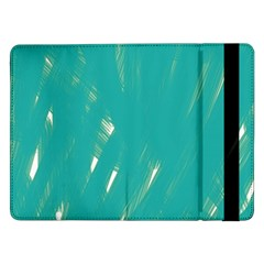 Background Green Abstract Samsung Galaxy Tab Pro 12 2  Flip Case