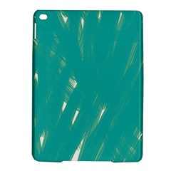 Background Green Abstract Ipad Air 2 Hardshell Cases