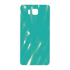 Background Green Abstract Samsung Galaxy Alpha Hardshell Back Case