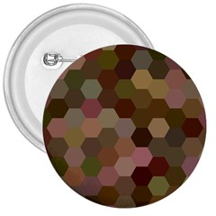Brown Background Layout Polygon 3  Buttons