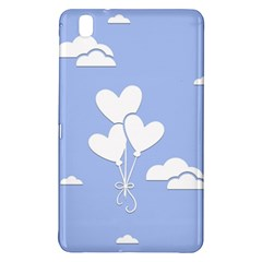 Clouds Sky Air Balloons Heart Blue Samsung Galaxy Tab Pro 8 4 Hardshell Case