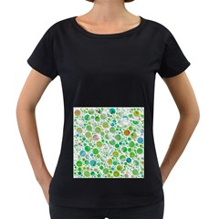 Lovely Shapes 2b Women s Loose Fit T Shirt (black)