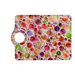 Lovely Shapes 2a Kindle Fire HD (2013) Flip 360 Case Front