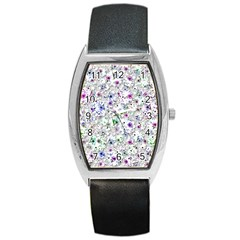 Lovely Shapes 1a Barrel Style Metal Watch