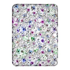Lovely Shapes 1a Samsung Galaxy Tab 4 (10 1 ) Hardshell Case