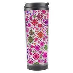Lovely Shapes 3a Travel Tumbler