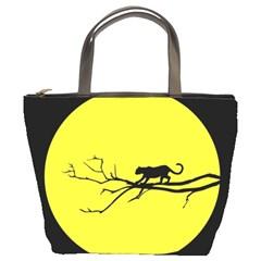 Jaguar Puma Animal Panther Cat Bucket Bags