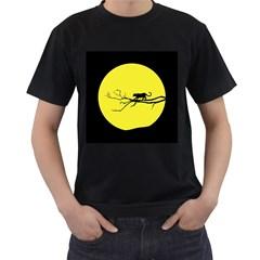 Jaguar Puma Animal Panther Cat Men s T Shirt (black)