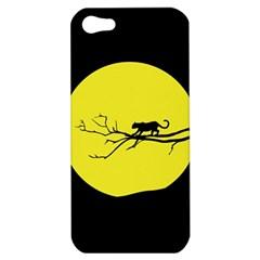 Jaguar Puma Animal Panther Cat Apple Iphone 5 Hardshell Case