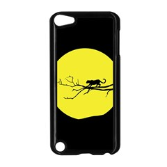 Jaguar Puma Animal Panther Cat Apple Ipod Touch 5 Case (black)