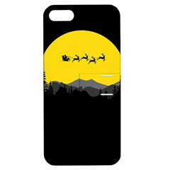 Christmas Dear Santa Claus Card Apple Iphone 5 Hardshell Case With Stand