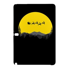 Christmas Dear Santa Claus Card Samsung Galaxy Tab Pro 12 2 Hardshell Case