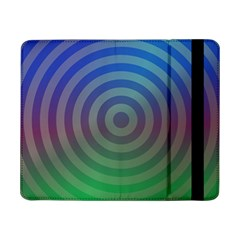 Blue Green Abstract Background Samsung Galaxy Tab Pro 8 4  Flip Case
