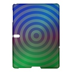 Blue Green Abstract Background Samsung Galaxy Tab S (10 5 ) Hardshell Case