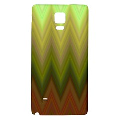 Zig Zag Chevron Classic Pattern Galaxy Note 4 Back Case