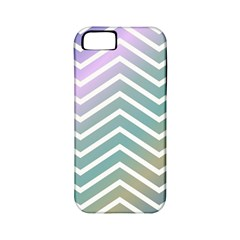 Zigzag Line Pattern Zig Zag Apple Iphone 5 Classic Hardshell Case (pc+silicone)