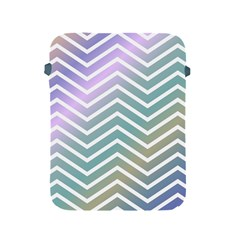 Zigzag Line Pattern Zig Zag Apple Ipad 2/3/4 Protective Soft Cases
