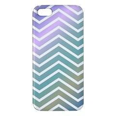 Zigzag Line Pattern Zig Zag Iphone 5s/ Se Premium Hardshell Case
