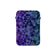 Triangle Tile Mosaic Pattern Apple Ipad Mini Protective Soft Cases
