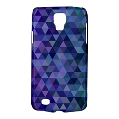 Triangle Tile Mosaic Pattern Galaxy S4 Active