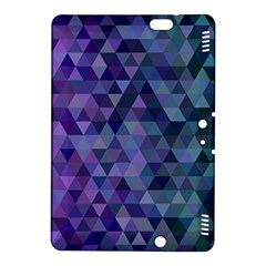 Triangle Tile Mosaic Pattern Kindle Fire Hdx 8 9  Hardshell Case