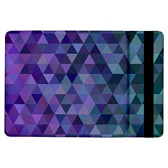 Triangle Tile Mosaic Pattern Ipad Air Flip