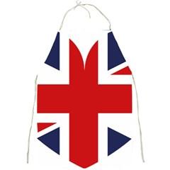 Uk Flag United Kingdom Full Print Aprons