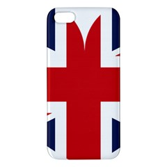 Uk Flag United Kingdom Iphone 5s/ Se Premium Hardshell Case