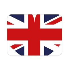 Uk Flag United Kingdom Double Sided Flano Blanket (mini)