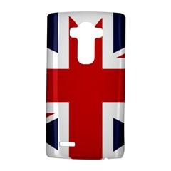 Uk Flag United Kingdom Lg G4 Hardshell Case