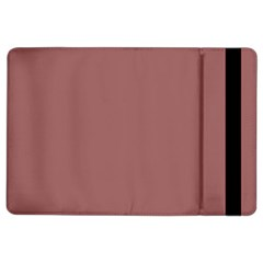 Blush Gold Coppery Pink Solid Color Ipad Air 2 Flip