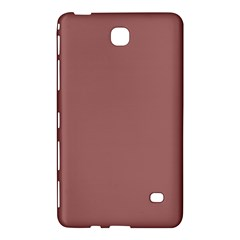 Blush Gold Coppery Pink Solid Color Samsung Galaxy Tab 4 (7 ) Hardshell Case