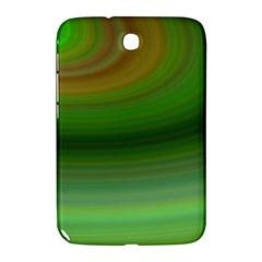 Green Background Elliptical Samsung Galaxy Note 8 0 N5100 Hardshell Case