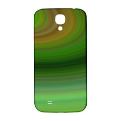 Green Background Elliptical Samsung Galaxy S4 I9500/i9505  Hardshell Back Case