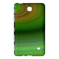 Green Background Elliptical Samsung Galaxy Tab 4 (7 ) Hardshell Case