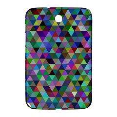 Triangle Tile Mosaic Pattern Samsung Galaxy Note 8 0 N5100 Hardshell Case