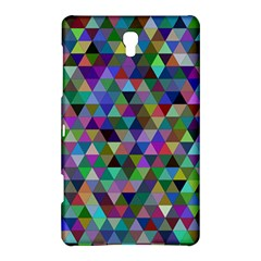 Triangle Tile Mosaic Pattern Samsung Galaxy Tab S (8 4 ) Hardshell Case