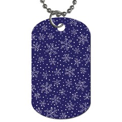 Pattern Circle Multi Color Dog Tag (two Sides)