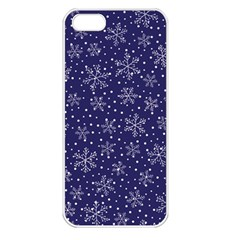 Pattern Circle Multi Color Apple Iphone 5 Seamless Case (white)