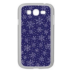 Pattern Circle Multi Color Samsung Galaxy Grand Duos I9082 Case (white)