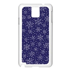 Pattern Circle Multi Color Samsung Galaxy Note 3 N9005 Case (white)